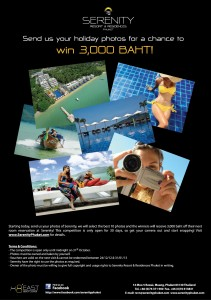 Serenity Phuket Photo Competition