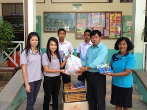 Serenity Childrens day donation