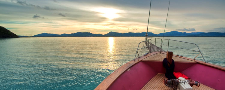 Boat Trips and Yachting in Phuket