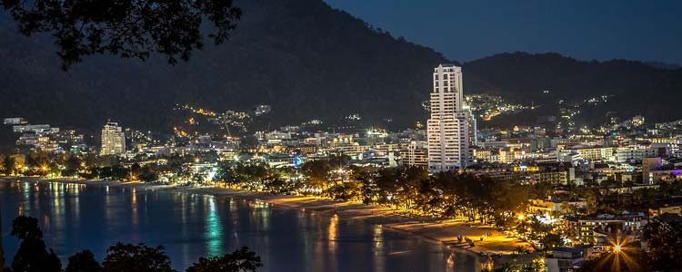 Phuket is on the Up
