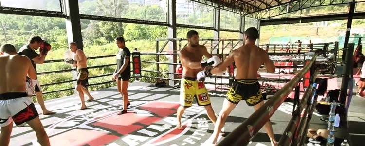 Best Muay Thai Camps in Phuket