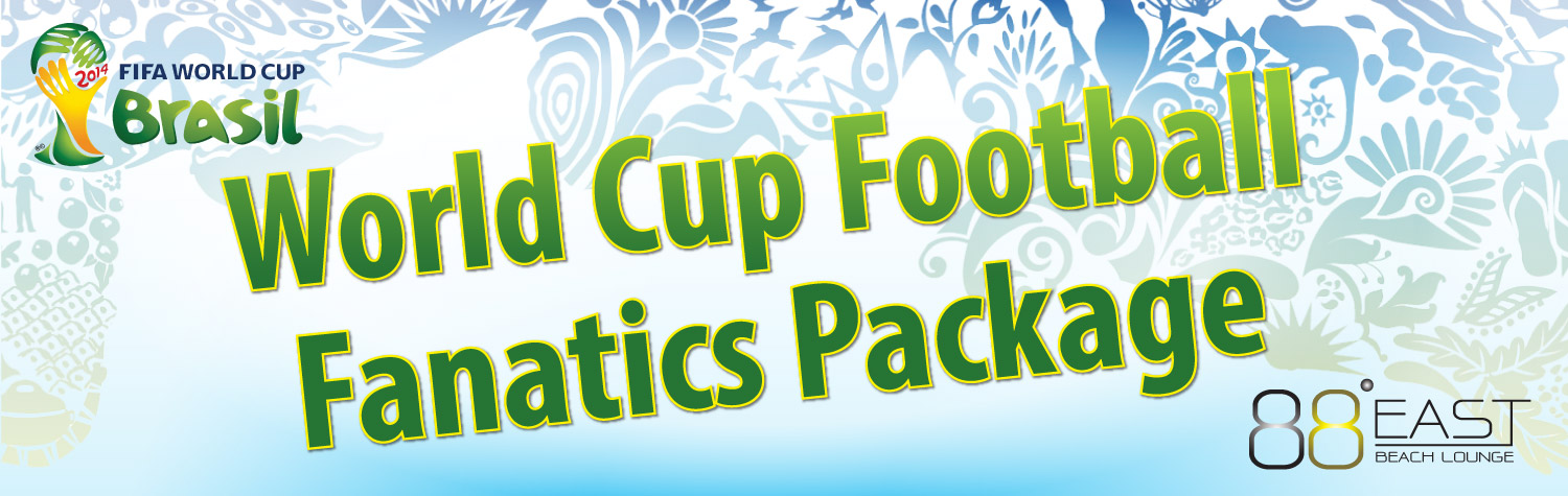 World Cup Football Fanatics Package