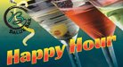 Happy Hour at 18.00h to 19.00h