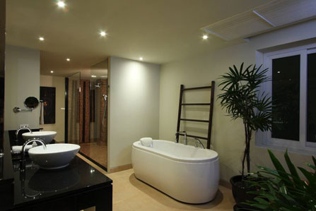 Serenity Seaview suite with jacuzzi