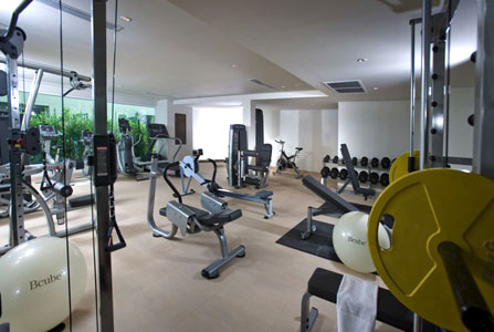 Serenity services and facilties Fitness Room