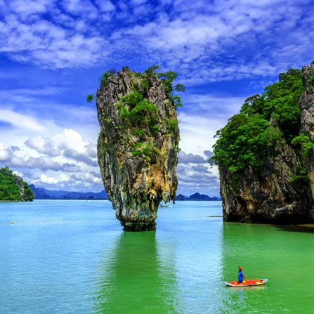 James Bond Island tours