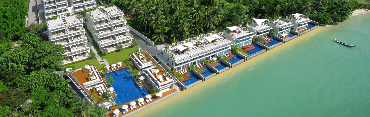 Property Investment opportunities at Serenity Resort Phuket