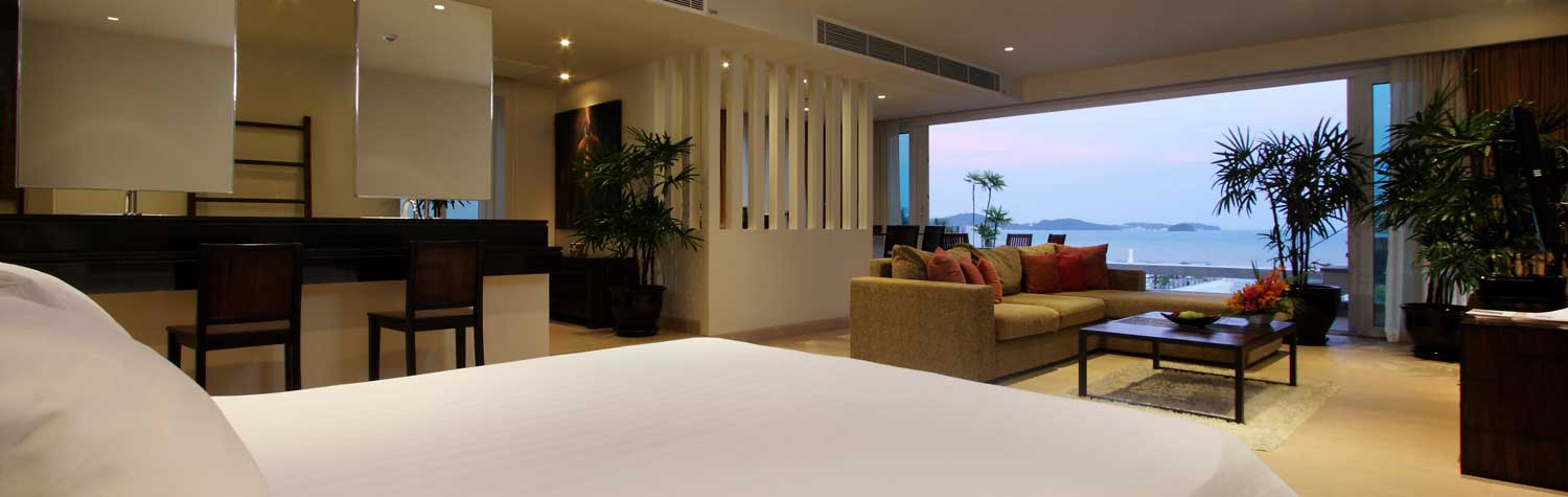 Serenity Sea View Suite