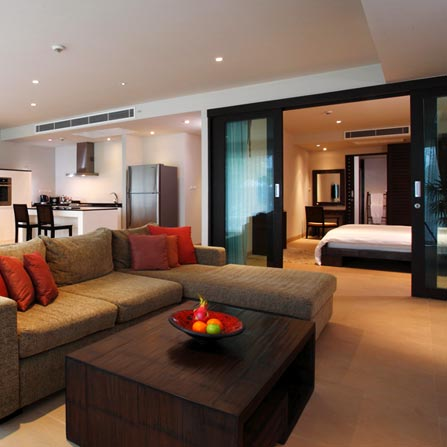2 Bedroom Grand Seaview Suite Phuket