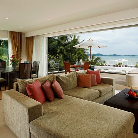 2 Bedroom Penthouse Sea view Suite phuket