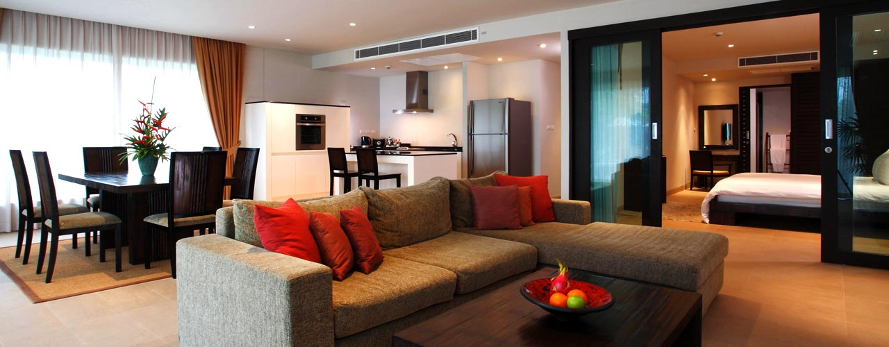 Serenity Grand Seaview Suite 2 bed