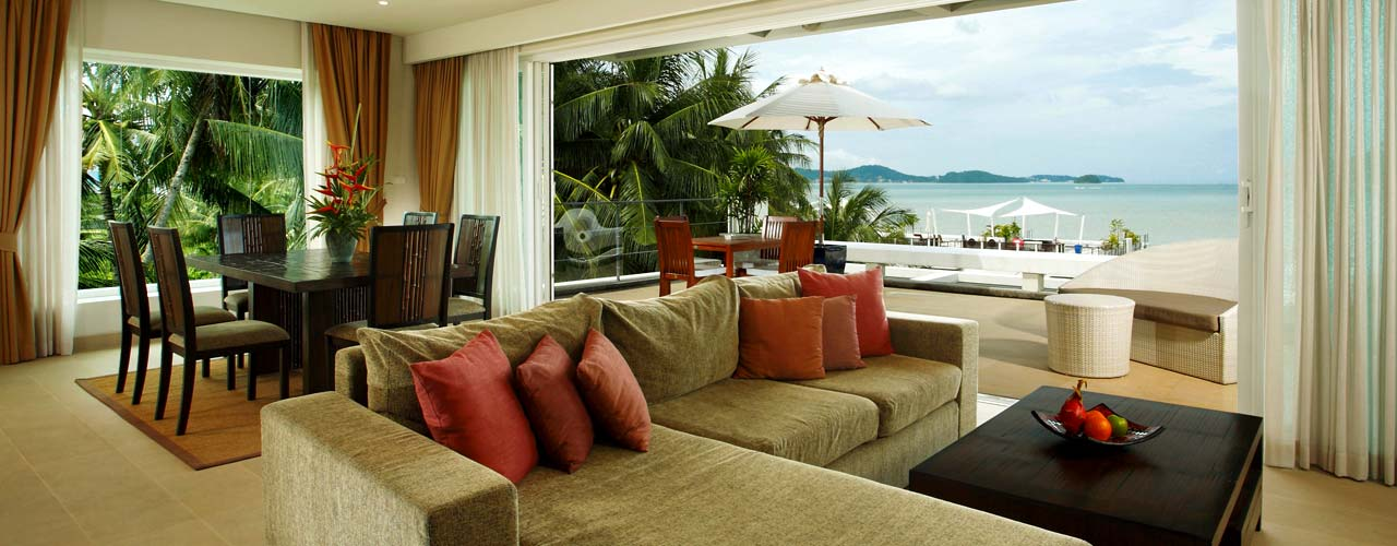 2 bed Penthouse seaview suite