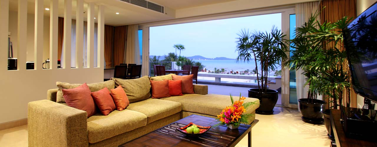 Serenity seaview suite with 1 bedroom