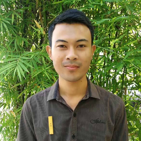 Chatchai K. (Chat) - IT Manager